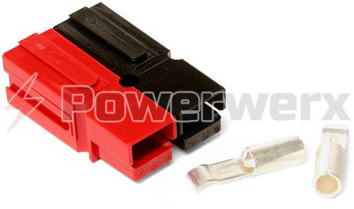powerpoles 30A gebundeld
