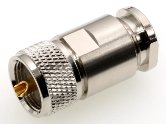 UHF connector 10mm