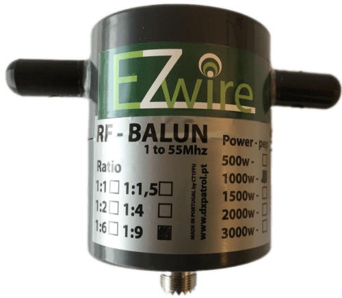 balun 500 watt