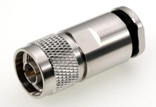 N connector voor 10mm kabel
