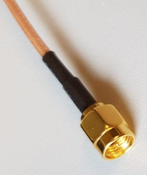 sma connector voor 3mm kabel