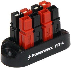 powerpole distributieblok