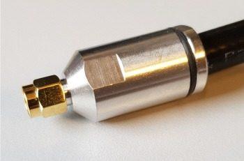 SMA connector voor 10mm kabel